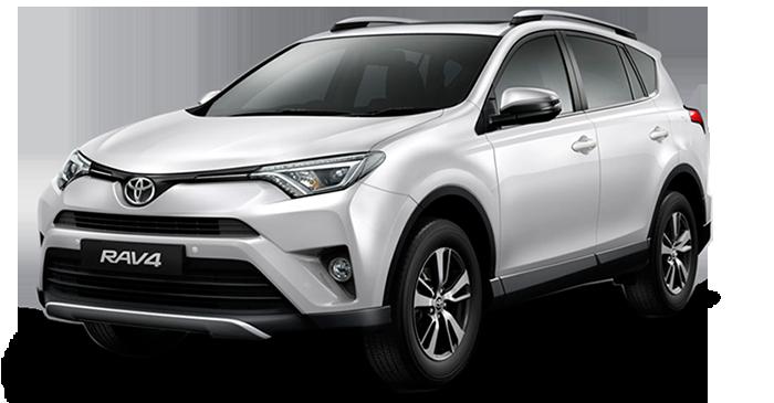 Toyota Rav 4×4
